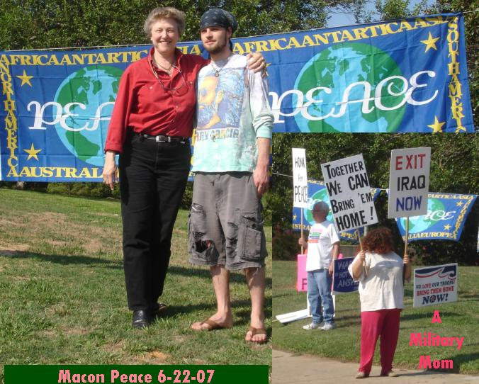 Peace on Fridays in June 2007